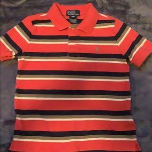 Boys Polo size 4T shirt.